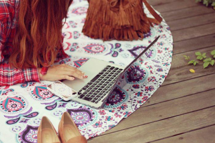 女の子 パソコン