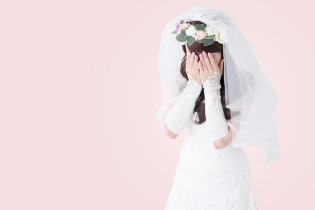 婚約破棄された花嫁